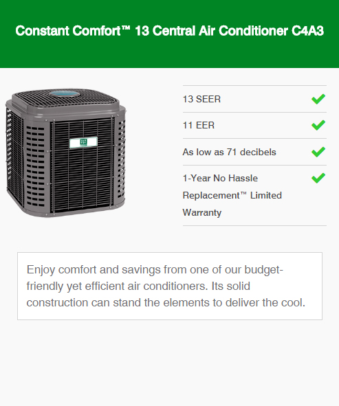 Constant-Comfort-13-Central-Air-Conditioner-C4A3