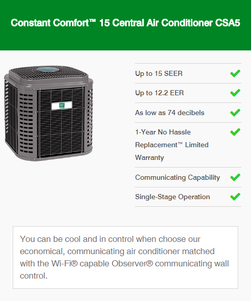 Constant-Comfort-15-Central-Air-Conditioner-CSA5